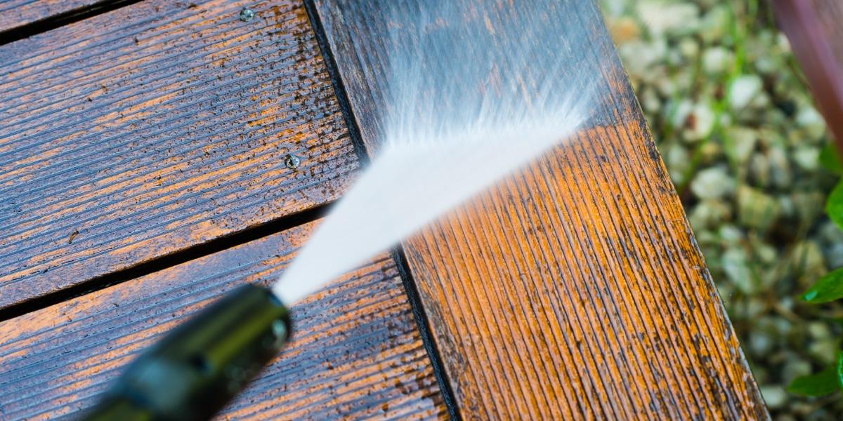 nettoyage terrasse bois sale