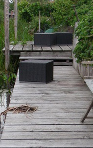 planche terrasse mélèze