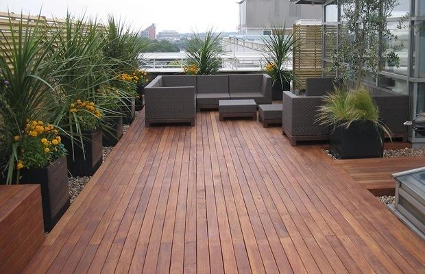 terrasse en bois inspiration